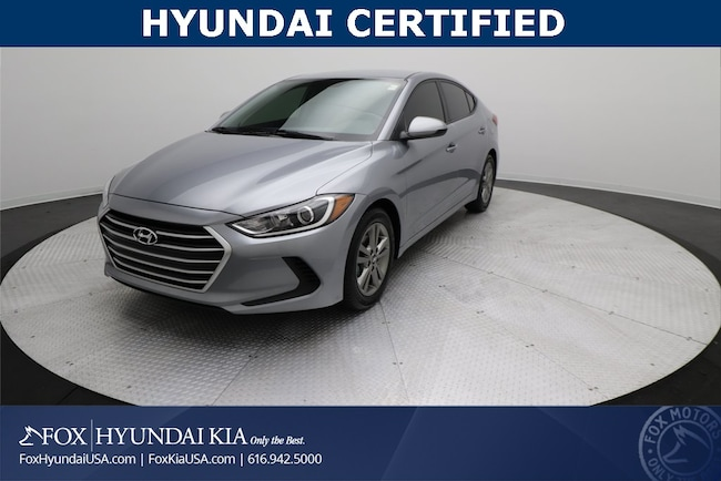 Used 2017 Hyundai Elantra SE Sedan in Grand Rapids, MI