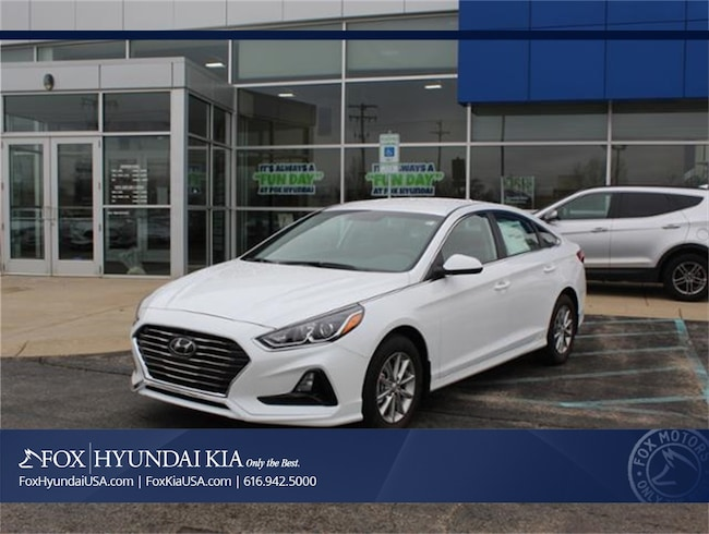 New 2019 Hyundai Sonata SE Sedan in Grand Rapids, MI