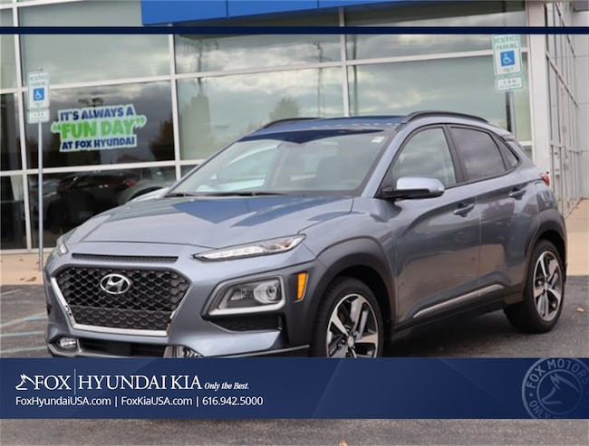 New 2019 Hyundai Kona Ultimate SUV in Grand Rapids, MI