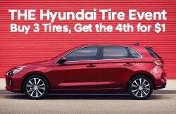 THE Hyundai Tire Event