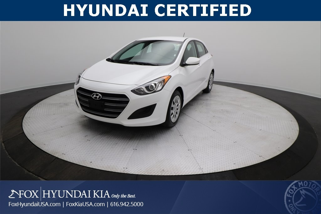 2017 Hyundai Elantra GT Base Hatchback