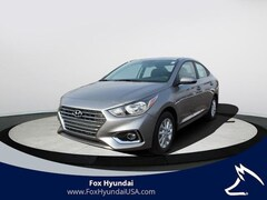 2021 Hyundai Accent SEL Sedan H21244