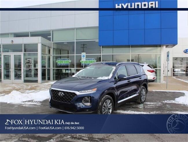 New 2019 Hyundai Santa Fe Limited 2.4 SUV in Grand Rapids, MI