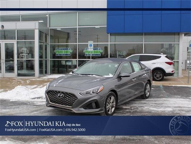 New 2019 Hyundai Sonata SEL Sedan in Grand Rapids, MI
