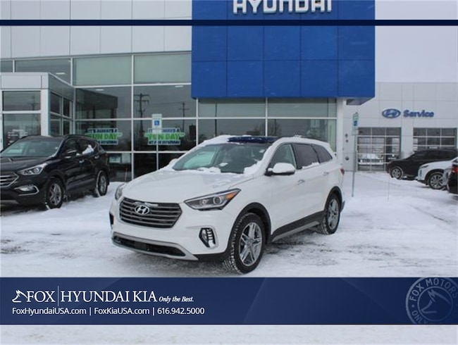 New 2019 Hyundai Santa Fe XL Limited Ultimate SUV in Grand Rapids, MI