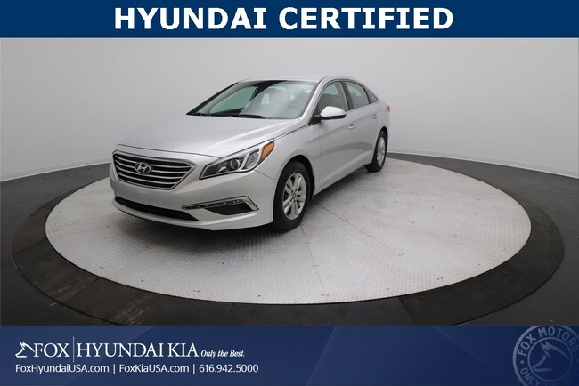 Used 2015 Hyundai Sonata SE Sedan in Grand Rapids, MI