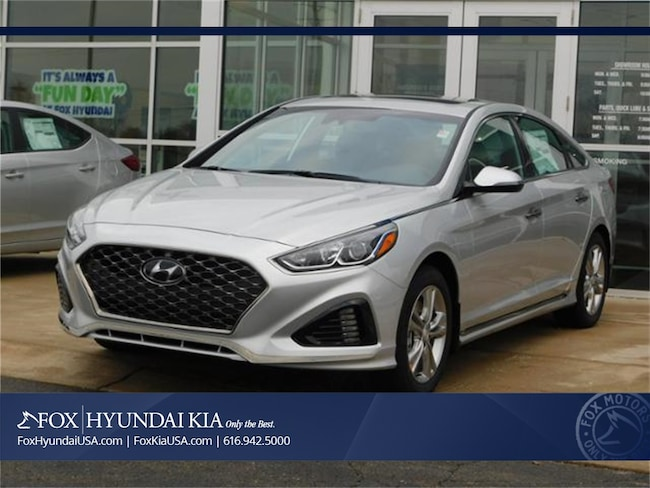 New 2019 Hyundai Sonata Sport Sedan in Grand Rapids, MI