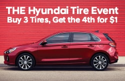 THE Hyundai Tire Event