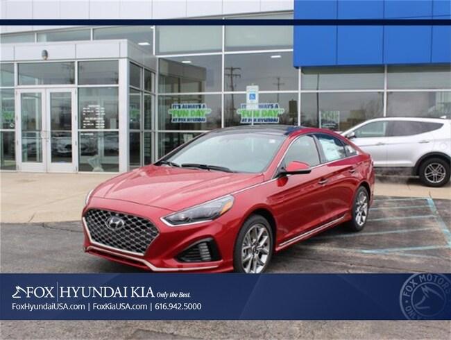 New 2019 Hyundai Sonata Limited 2.0T Sedan in Grand Rapids, MI