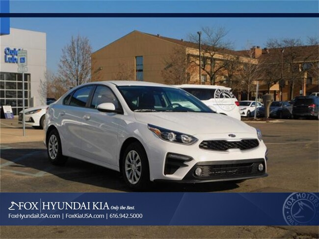 New 2019 Kia Forte For Sale Grand Rapids Mi 3kpf24ad4ke037432