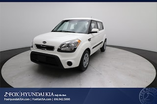 Pre-Owned 2012 Kia Soul Base (M6) Hatchback KNDJT2A5XC7436321 for Sale in Grand Rapids