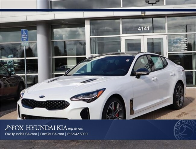New 2019 Kia Stinger For Sale Grand Rapids Mi Knae55lc1k6045097