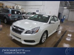Certified Pre-Owned 2014 Subaru Legacy 2.5i Premium Sedan 4S3BMCC69E3013804 for Sale in Marquette