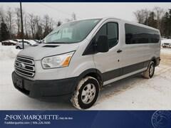 Used 2017 Ford Transit-350 XL Wagon 1FBZX2YM1HKB16494 for Sale in Marquette, MI