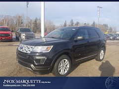 New 2019 Ford Explorer XLT SUV For Sale in Marquette, MI