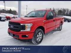 New 2019 Ford F-150 XL Truck 1FTMF1EP8KKC19260 For Sale in Marquette, MI