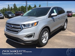 New 2018 Ford Edge SEL SUV For Sale in Marquette, MI