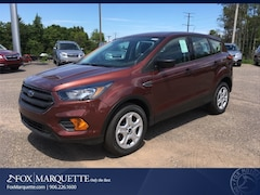 New 2018 Ford Escape S SUV For Sale in Marquette, MI