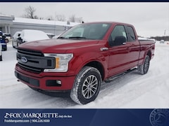 New 2019 Ford F-150 XLT Truck 1FTFX1E52KFA55663 For Sale in Marquette, MI