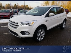 New 2019 Ford Escape Titanium SUV For Sale in Marquette, MI