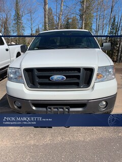 Used 2007 Ford F-150 XLT Truck 1FTPX14VX7FB25651 for Sale in Marquette, MI