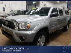 Used 2015 Toyota Tacoma Base Truck 3TMMU4FN2FM082934 for Sale in Marquette, MI