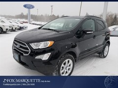 New 2018 Ford EcoSport SE SUV MAJ6P1UL6JC248307 For Sale in Marquette, MI