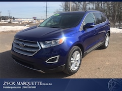 Used 2015 Ford Edge SEL SUV 2FMTK4J90FBC30670 for Sale in Marquette, MI