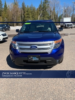 Used 2013 Ford Explorer XLT SUV 1FM5K8D87DGB25407 for Sale in Marquette, MI