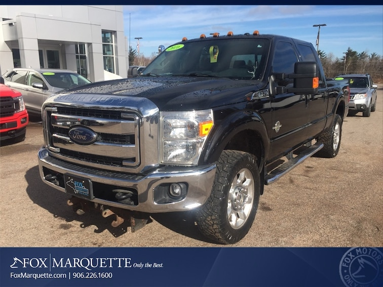 Used 2016 Ford F-250SD Truck in Marquette