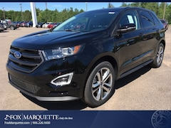 New 2018 Ford Edge Sport SUV 2FMPK4AP8JBC19036 For Sale in Marquette, MI