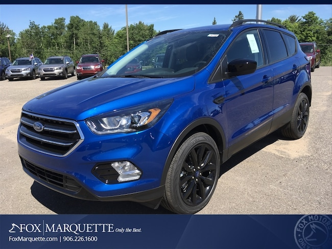 2018 Ford Escape SE SUV