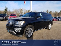 New 2018 Ford Expedition Max Limited SUV For Sale in Marquette, MI