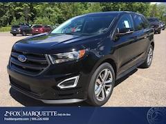 New 2018 Ford Edge Sport SUV 2FMPK4AP1JBC39662 For Sale in Marquette, MI