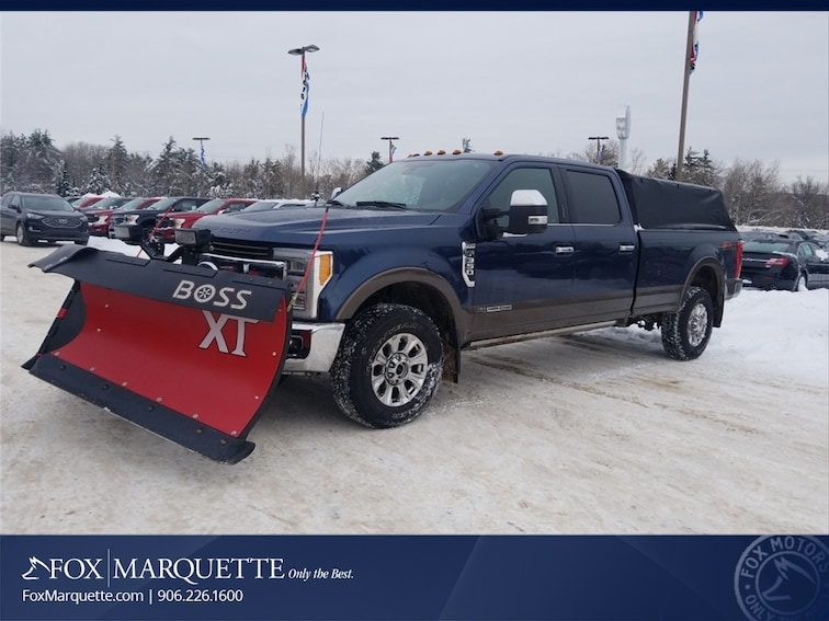 Used 2017 Ford F-350SD King Ranch Truck in Marquette