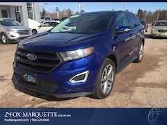Used 2015 Ford Edge Sport SUV 2FMTK4AP3FBC05986 for Sale in Marquette, MI