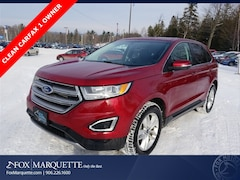 Used 2015 Ford Edge SEL SUV 2FMTK4J92FBB99129 for Sale in Marquette, MI