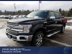 New 2018 Ford F-150 Lariat Truck 1FTFW1E14JFE17717 For Sale in Marquette, MI