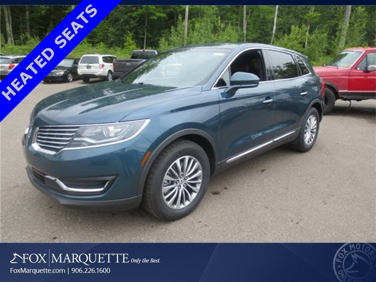 Used 2016 Lincoln MKX Select SUV in Marquette