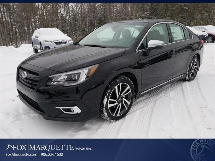 New 2019 Subaru Legacy 2.5i Sport Sedan in Marquette, MI
