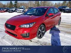 New 2019 Subaru Impreza 2.0i Sport 5-door in Marquette, MI
