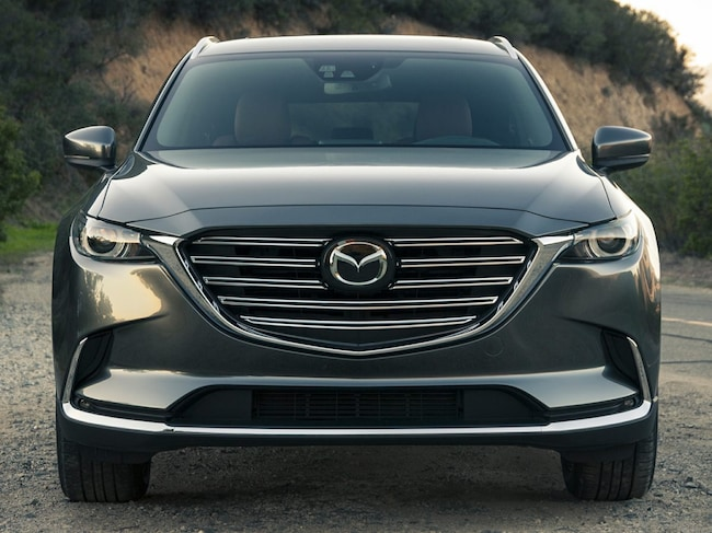 New 2018 Mazda Mazda CX-9 Touring SUV in Grand Rapids