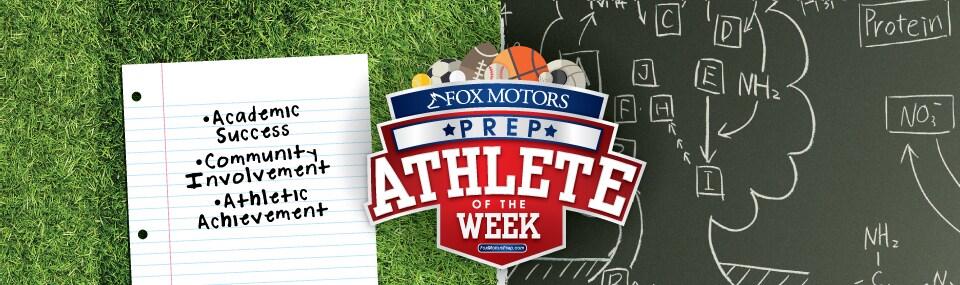 Fox Motors Prep Athlete Of The Week West Michigan
