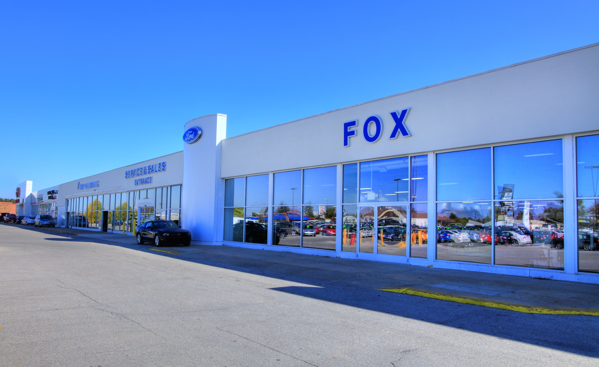 New and Used Ford Dealership in Cadillac | Fox Ford of ...