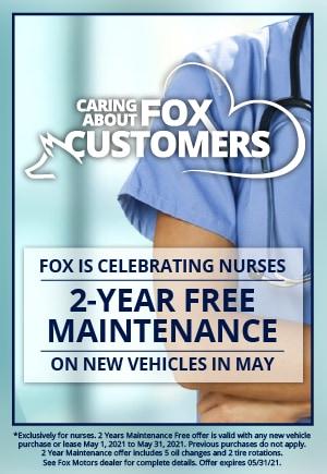 Fox Celebrates Nurses