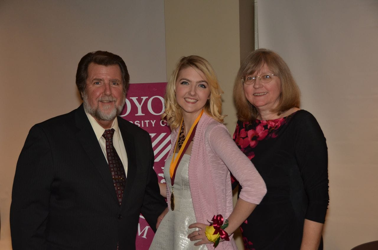 Loyola university presidents medallion award blog post for Fox motors charlevoix service