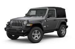 2018 Jeep Wrangler SPORT S 4X4 Sport Utility 1C4GJXAG9JW303745