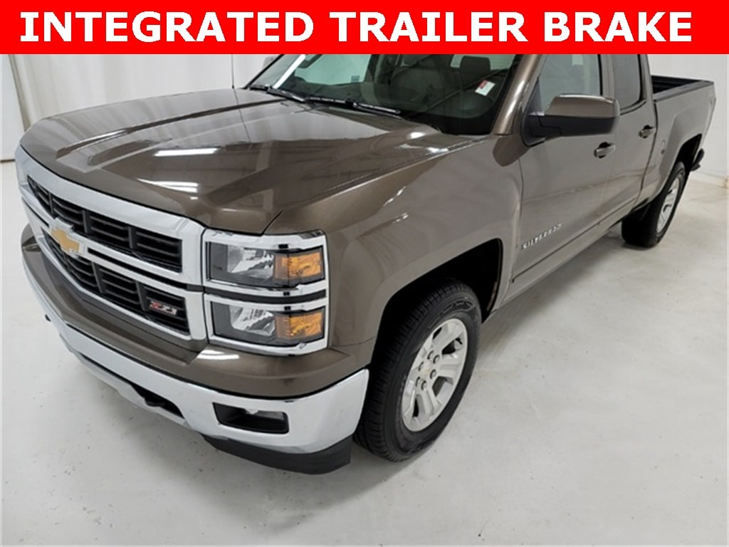 Used Chevrolet Silverado 1500 Grand Rapids Mi