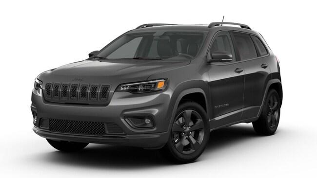 New 2019 Jeep Cherokee ALTITUDE 4X4 Sport Utility Negaunee