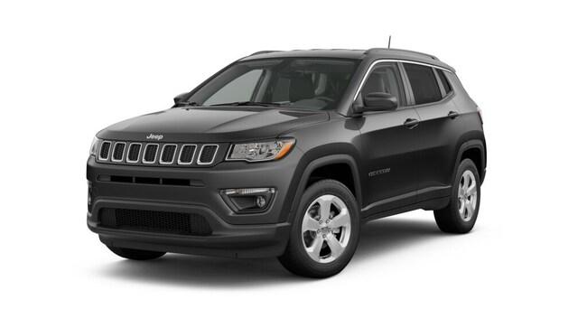 New 2019 Jeep Compass LATITUDE 4X4 Sport Utility Negaunee